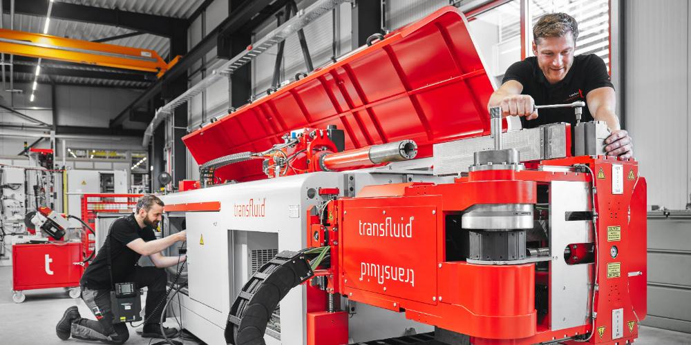 Monteur im Maschinenbau (m/w/d)